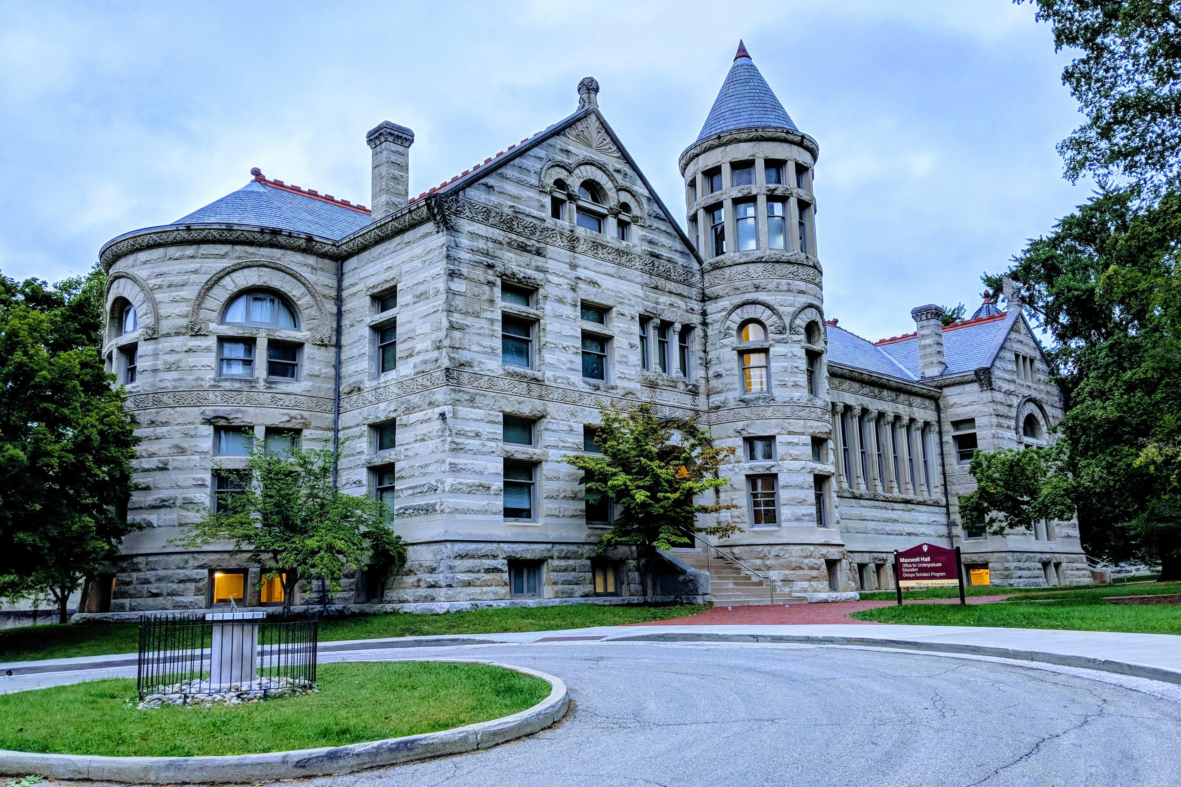 Indiana University - Spruce Residence Hall - MSKTD